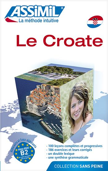 Le Croate - Hrvatski |