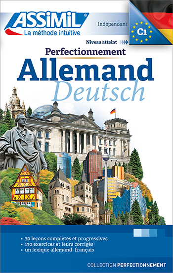 Perfectionnement Allemand - Deutsch |