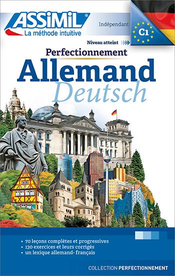 Perfectionnement Allemand - Deutsch |